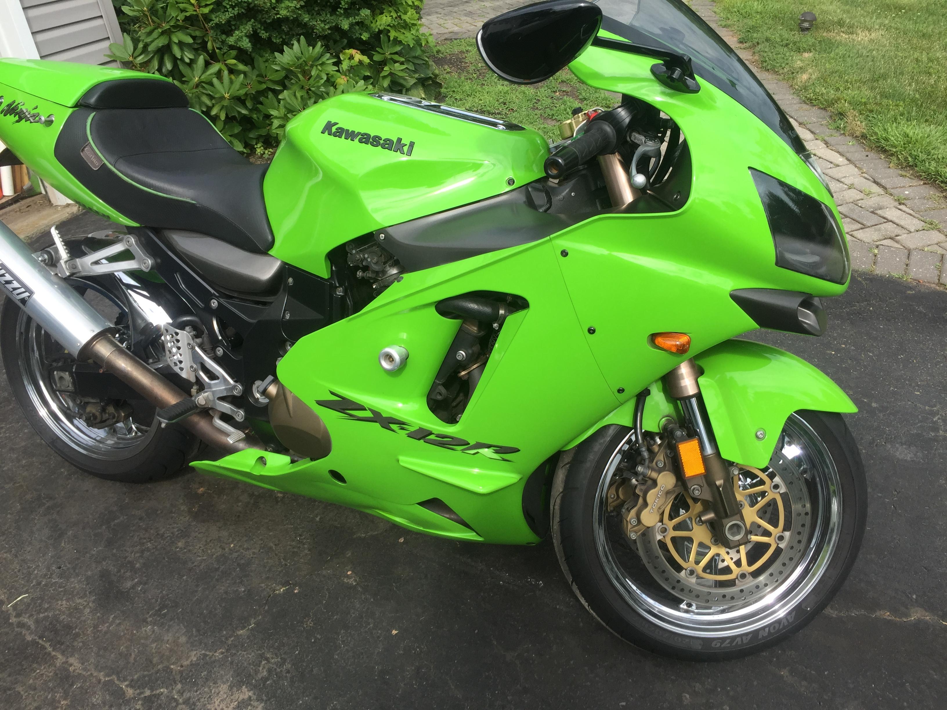 2003 Kawasaki ZX12R