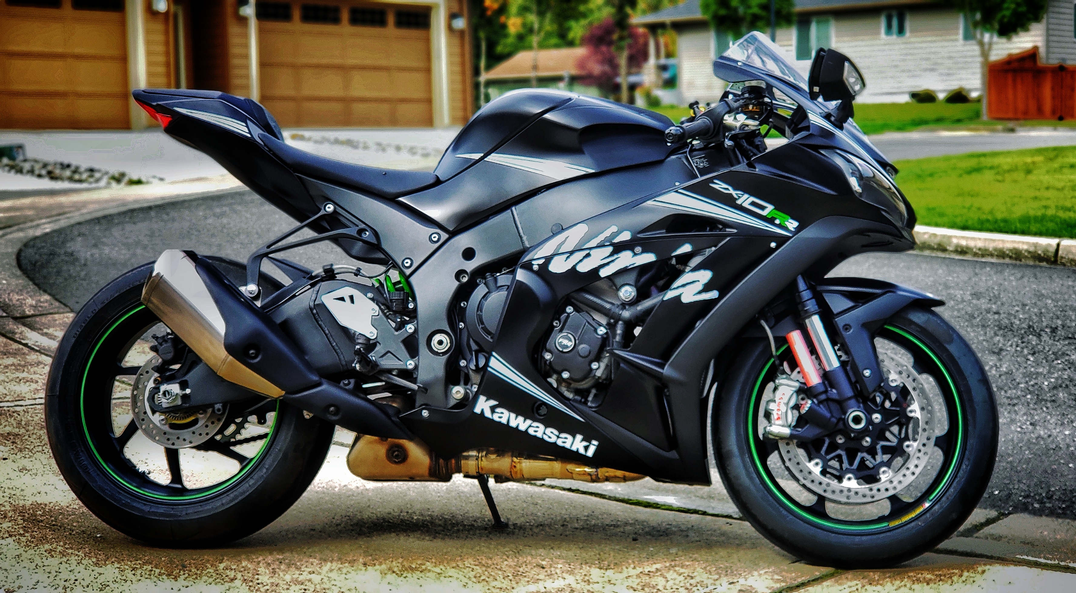 Let's see your ZX10R! - Page 29 - ZX Forums
