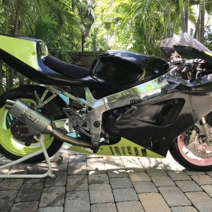 Project zx7r